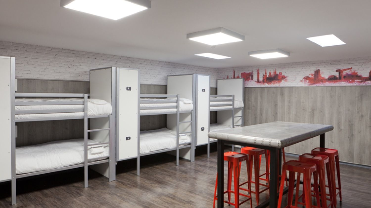 VIP Suite for 14 People at Euro Hostel Glasgow