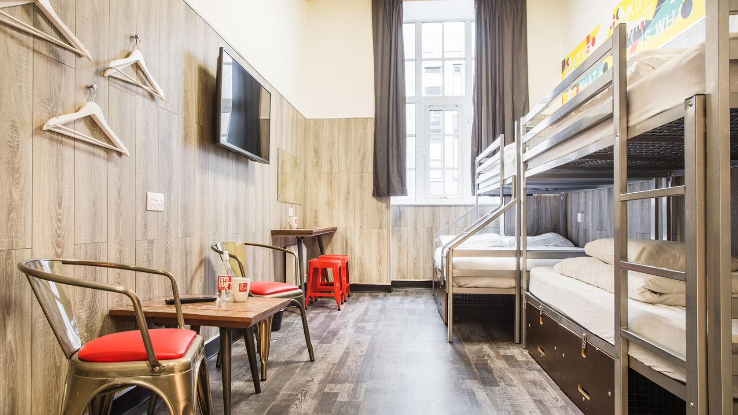 Single Private Room at Euro Hostel Newcastle