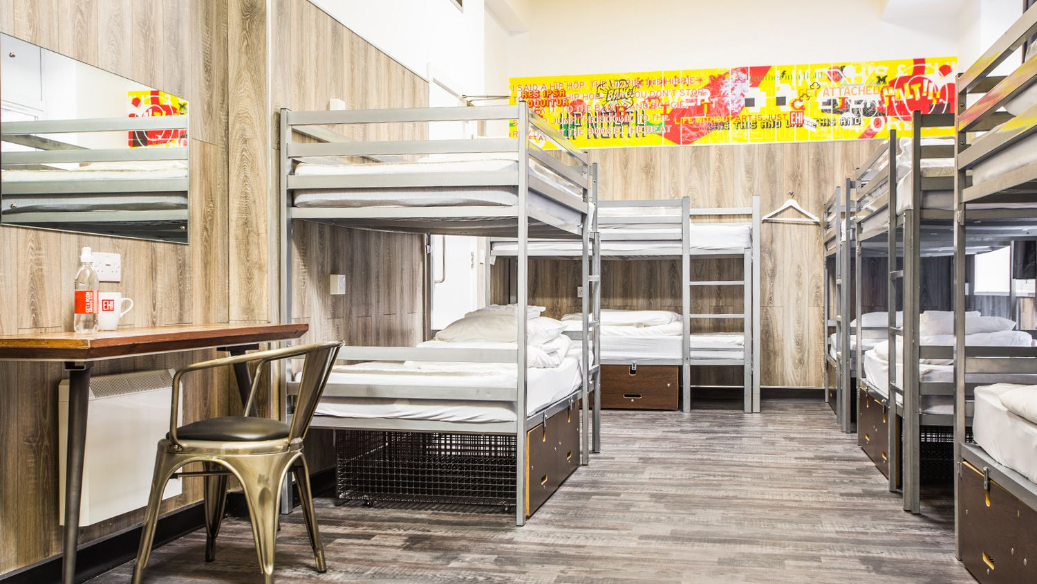 VIP Suite for 14 People at Euro Hostel Newcastle