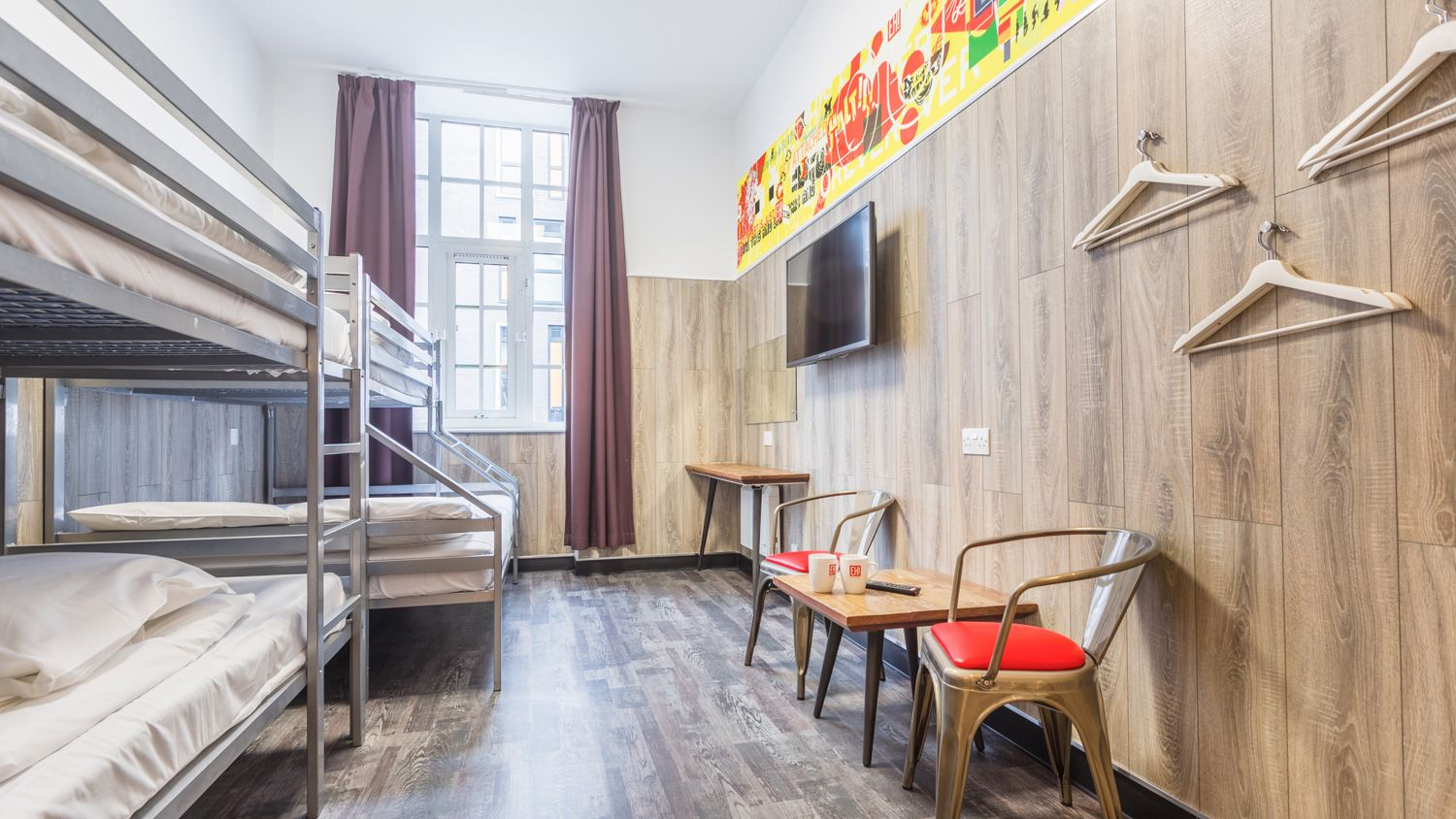 Private Family Room at Euro Hostel Newcastle