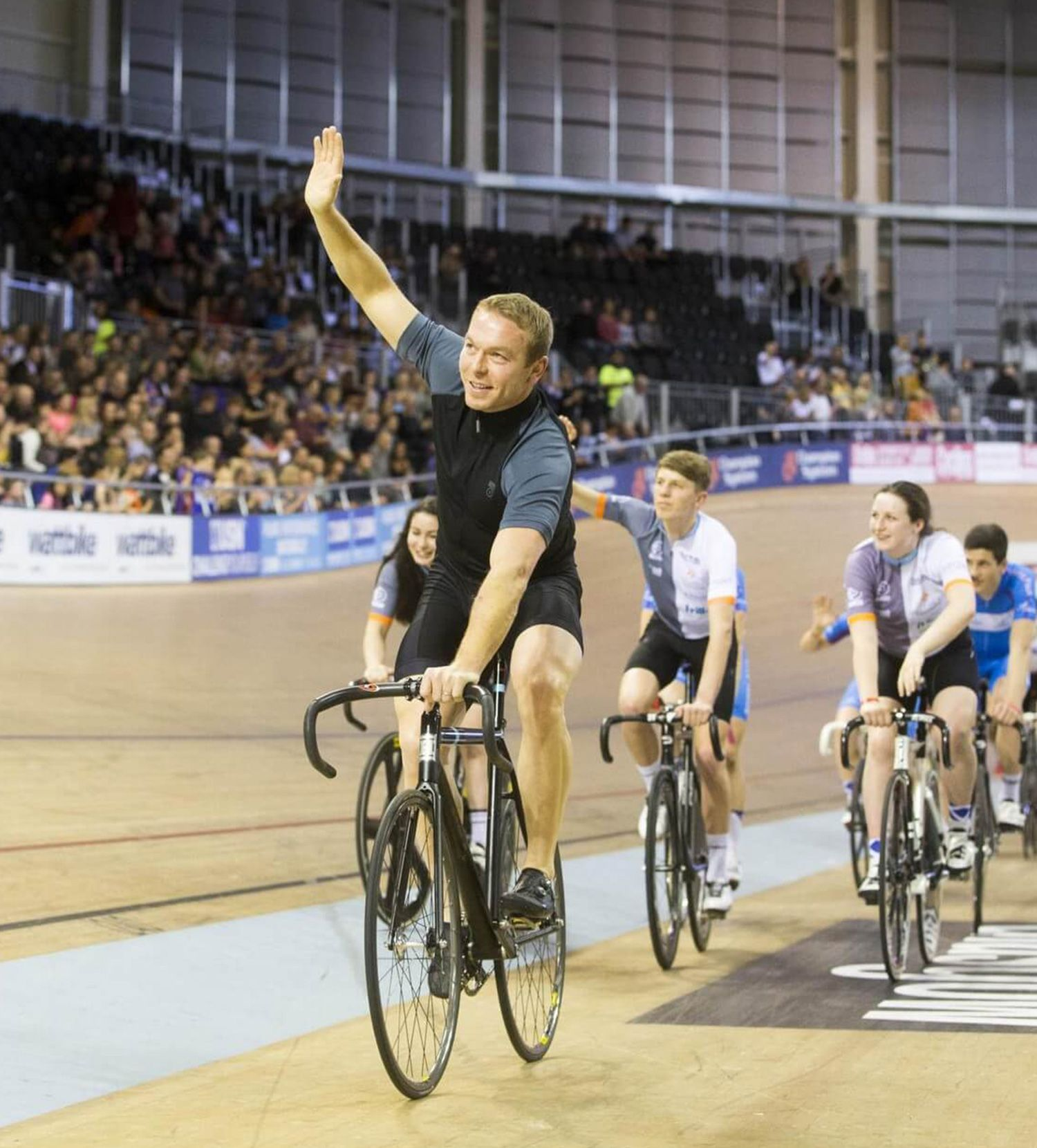 EMIRATES ARENA & SIR CHRIS HOY VELODROME