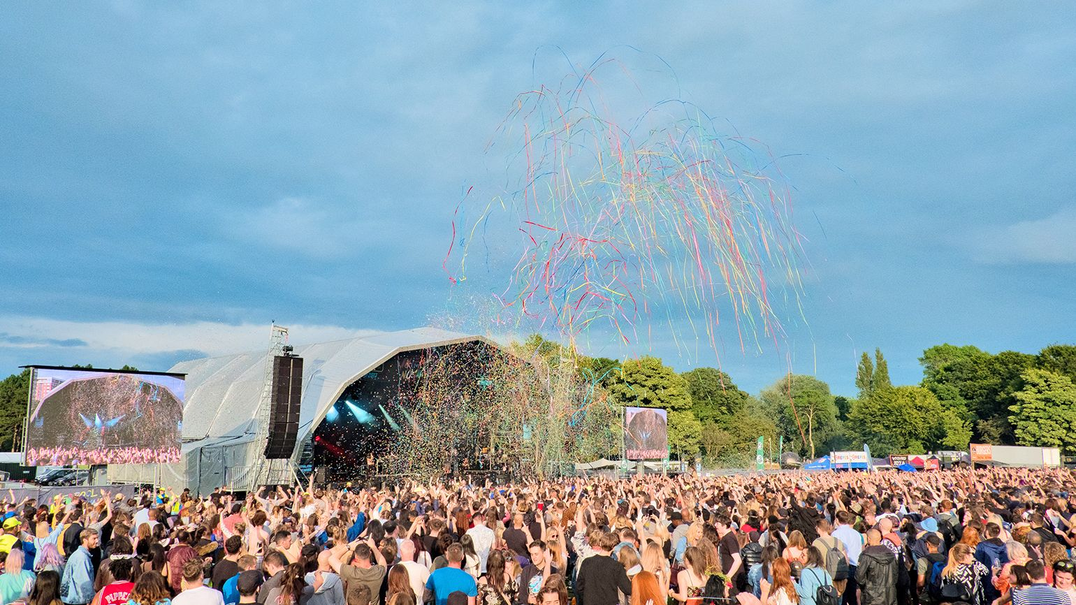 Top Festivals in Liverpool 2018