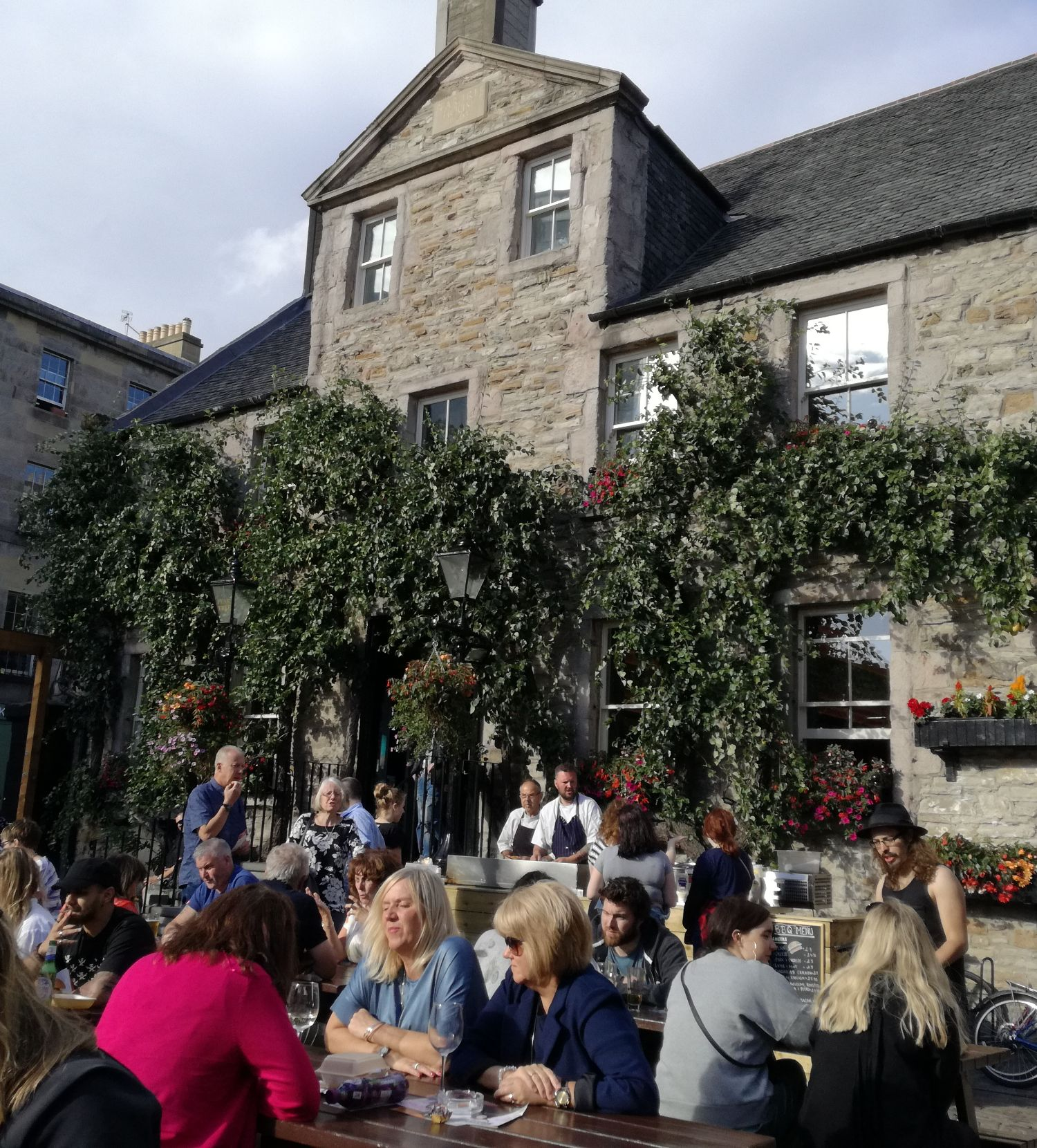 The Pear Tree, Edinburgh