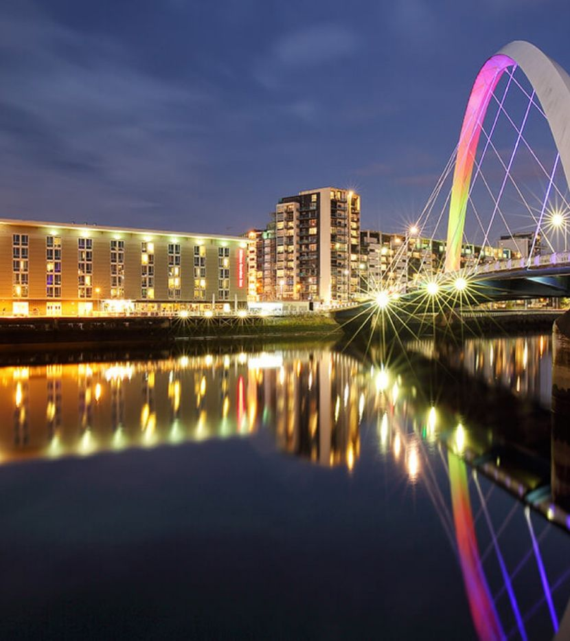 Group Accommodation in Glasgow