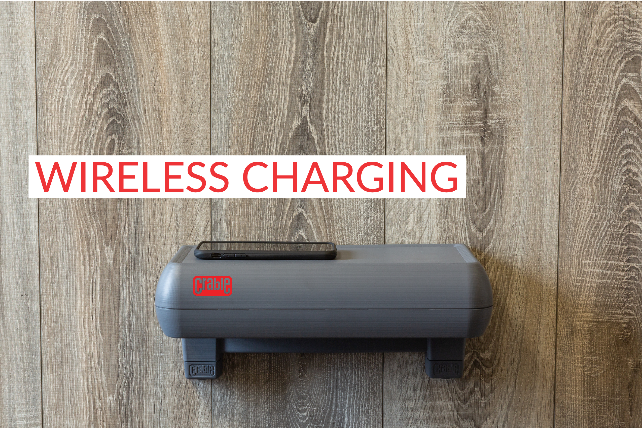 Crable wireless charging