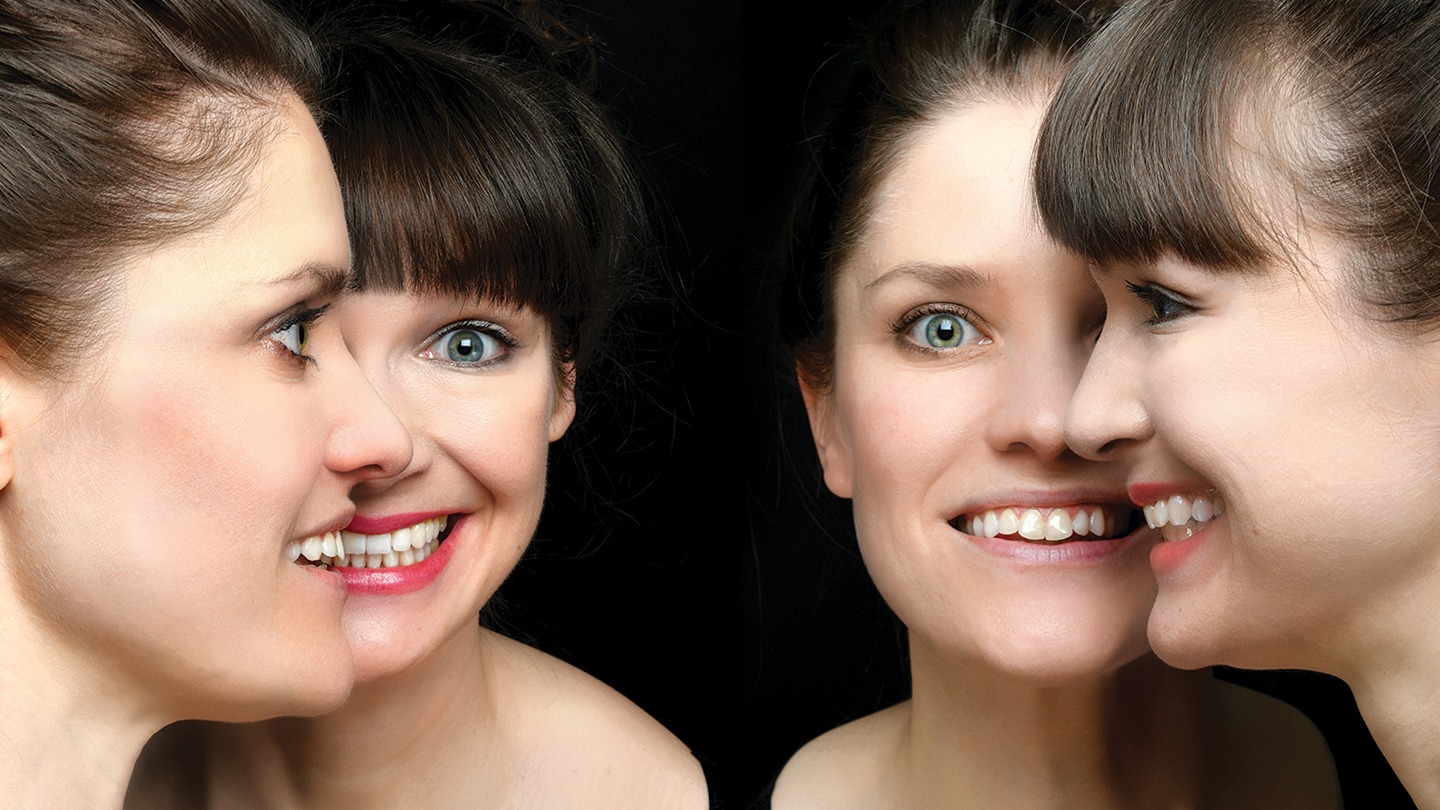 Croft & Pearce, 'Double Take' at 2018 Edinburgh Fringe Festival