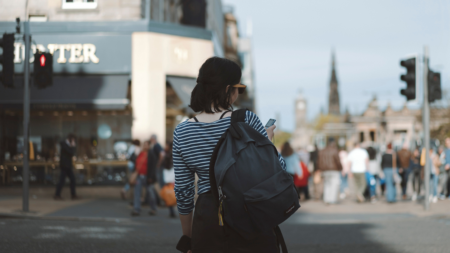 Edinburgh is perfect for digital nomads