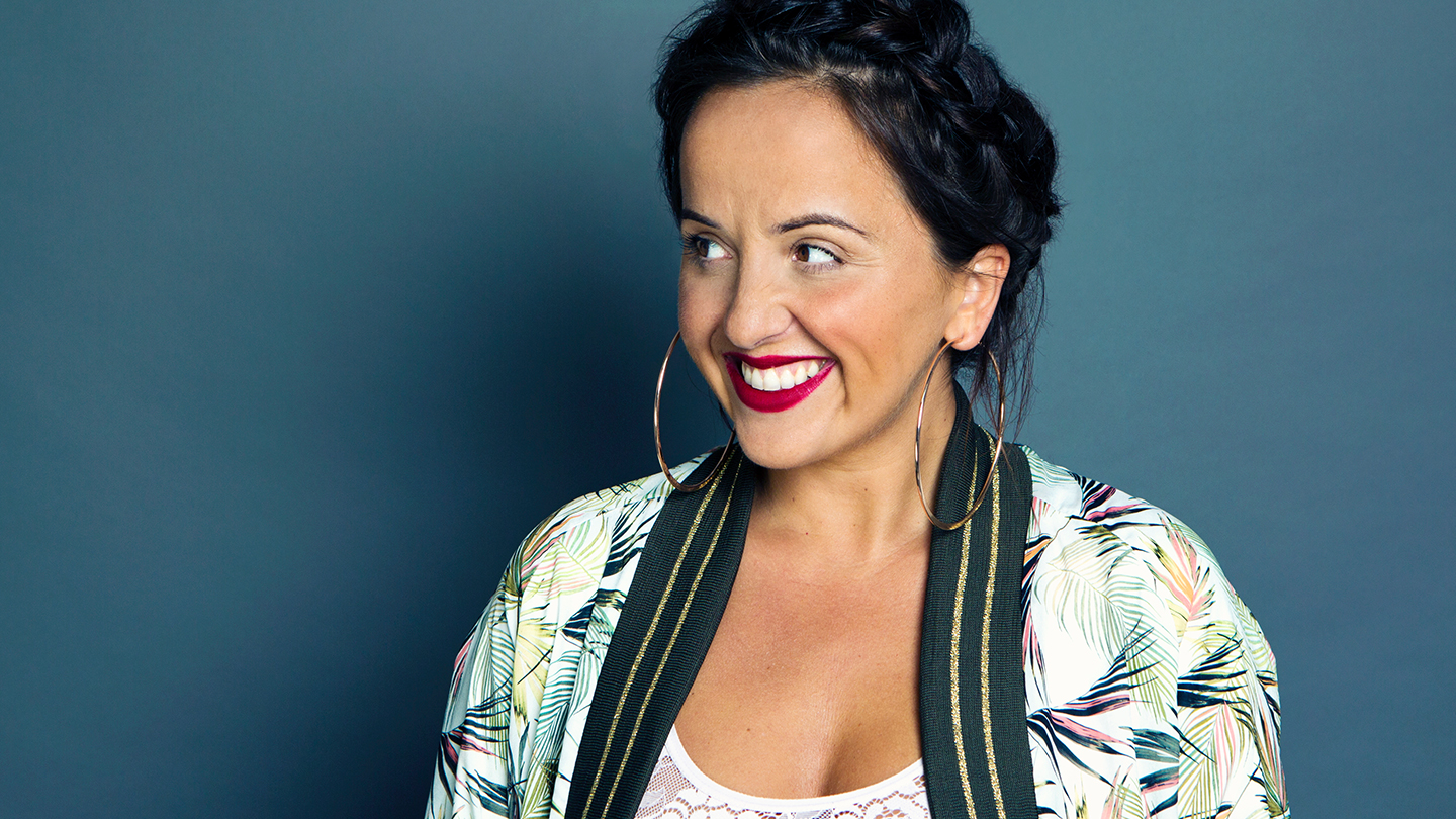 Luisa Omielan, 'Politics for Bitches', 2018 Edinburgh Fringe Festival
