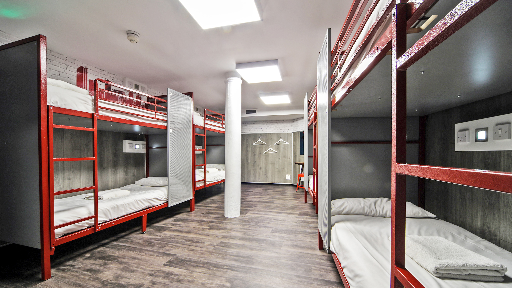 School group accommodation at Euro Hostel Liverpool